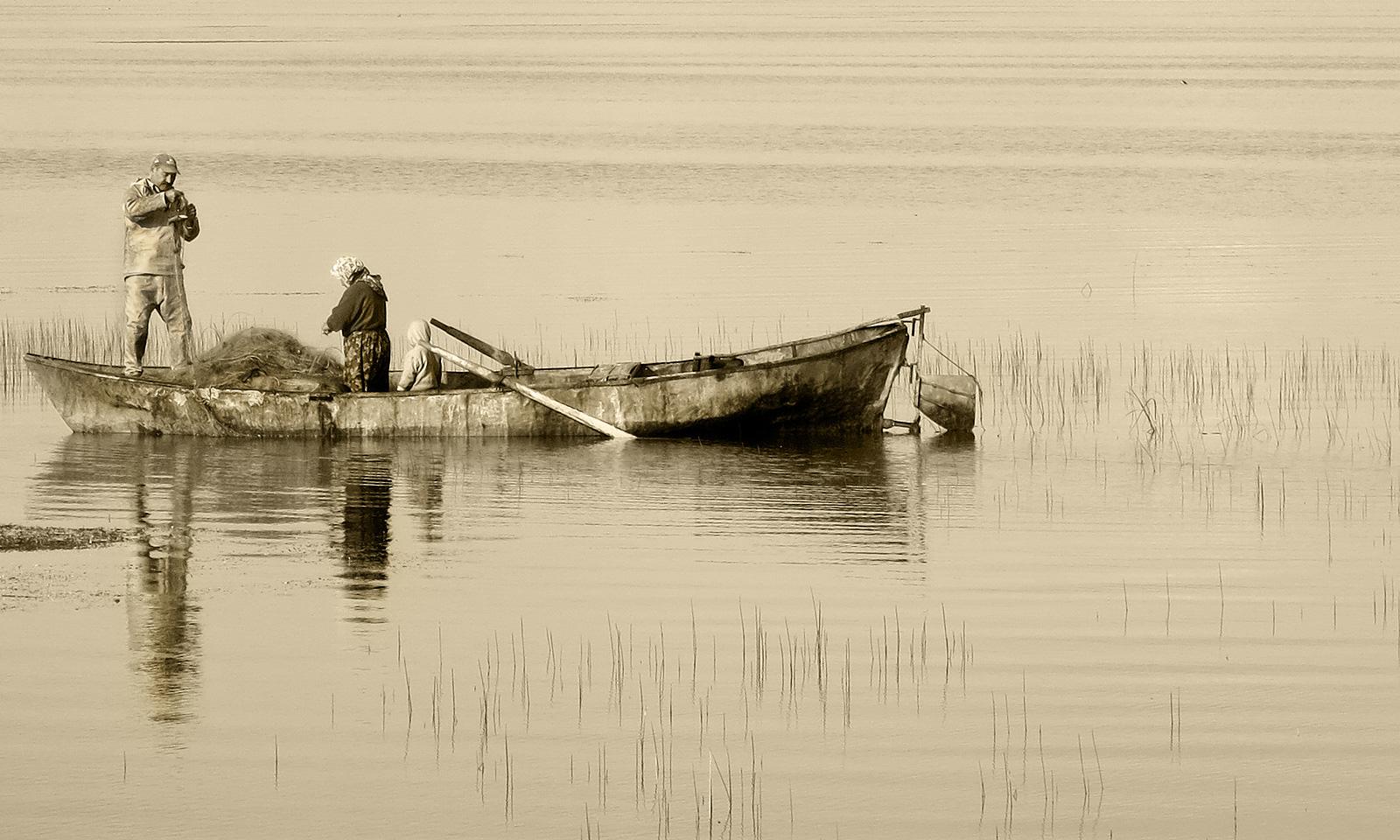 Balıkçı Ailesi | Denizli