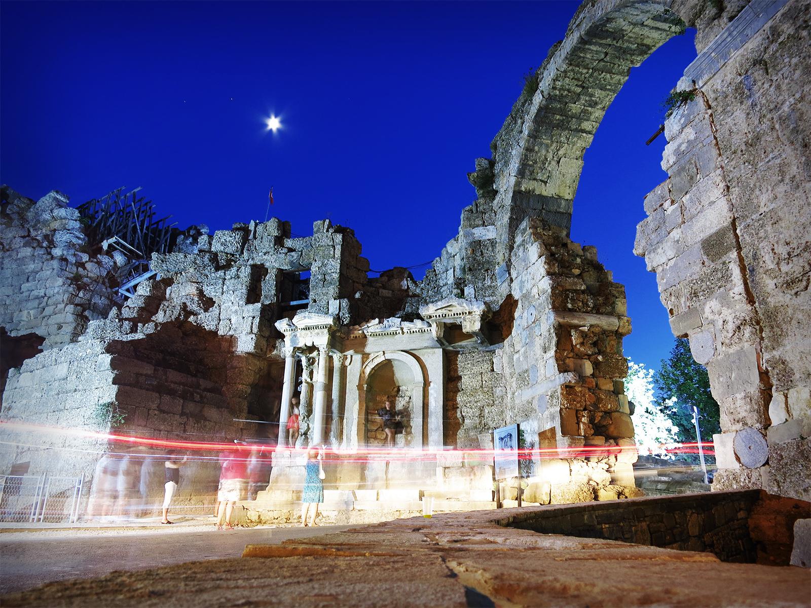 Side Antik Kenti | Antalya
