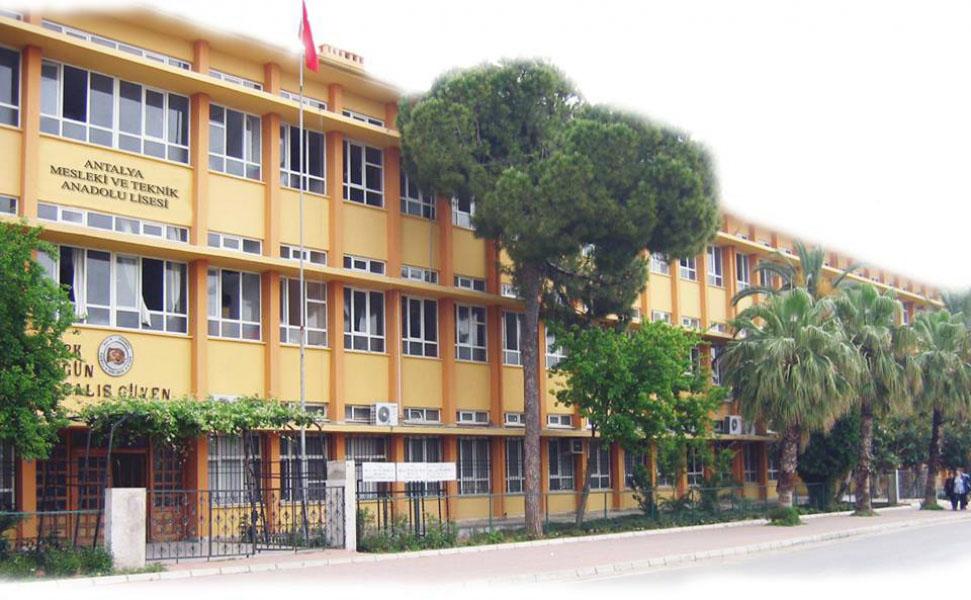 Antalya Anadolu Teknik Lisesi