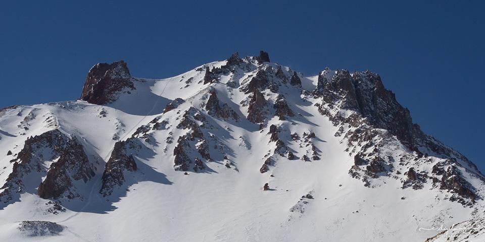 Erciyes Dağı Zirve