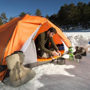 Kış Kampı İçin Ekipman Listesi