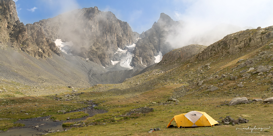 Kaçkar Dağı Kamp