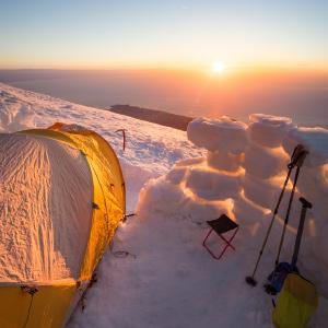 Kış Kampı İçin Kamp Yeri Önerileri