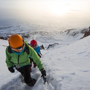 Erciyes Dağı Kamp ve Tırmanış